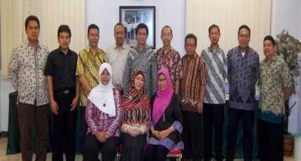 Rapat Pertemuan Orang Tua Mahasiswa Baru 2014 dengan Pimpinan FMIPA UI