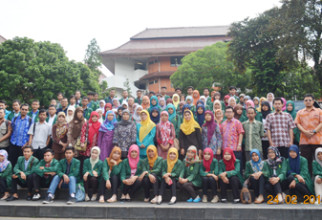 Kunjungan FMIPA Universitas Mathla'ulanwar Banten