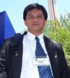 Abdul Haris, Dr. rer. nat. : Dekan FMIPA - UI