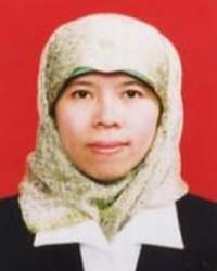 Dr. Upi Chairun Nisa, S.Si., M.Sc. : Dosen Biologi