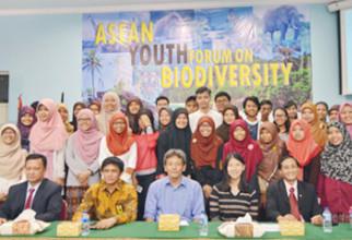 ASEAN YOUTH FORUM ON BIODIVERSITY