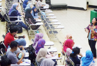 In-Class Training Laboratory Safety Sesi Ke-3