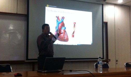 Seminar Fisika: Visual Sensing System: It's not only about sensor