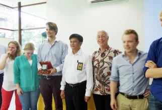 FMIPA UI Menerima Kunjungan dari University of Groningen