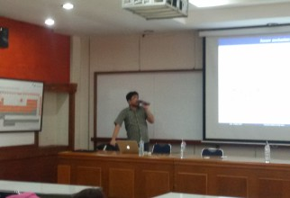 Seminar Fisika-UI: Julio, Ph.D, Research Center for Physics | Indonesian Institute of Sciences | LIPI.