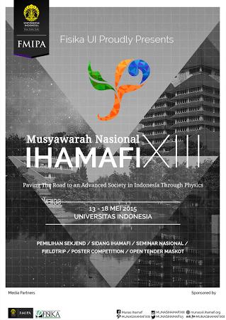 poster IHAMAFIXIII