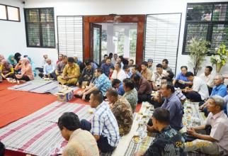 Dekan FMIPA UI Buka Puasa Bersama Para Dosen dan Staf