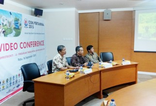 Video Conference OSN PERTAMINA 2015