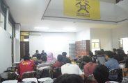 Musyawarah Mahasiswa Geosains UI 2016