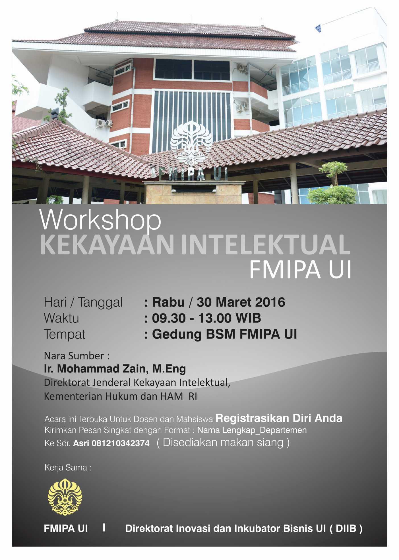 Poster workshop HKI2