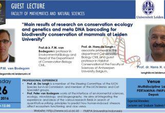 General Lecture dari Faculty of Science Universiteit Leiden