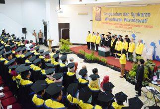 FMIPA UI luluskan 439 Orang Mahasiswa