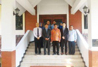 Lembaga Penelitian dan Pengembangan Nasional (RIKEN) Jepang Kunjungi FMIPA UI