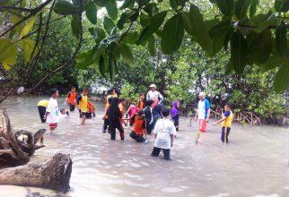 """Pusat Studi Kelautan FMIPA UI Kenalkan Pada Anak-Anak """"Apa Itu Maritim"""""""