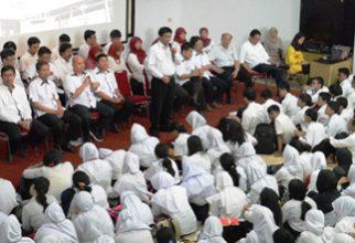 Kegiatan Pengenalan Sistem Akademik Fakultas (PSAF) MIPA 2016