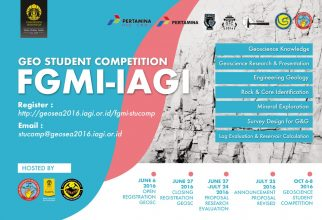 Geoscience Student Competition & Conference