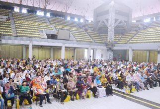 Pertemuan Dekan FMIPA UI dengan Para Orang Tua Mahasiswa Baru FMIPA UI Tahun 2016