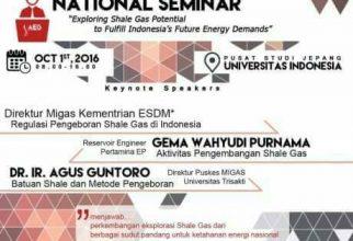 Seminar Nasional AIEG UI 2016