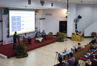 Seminar Nasional Informasi Geospasial dalam Pengelolaan Batas Wilayah