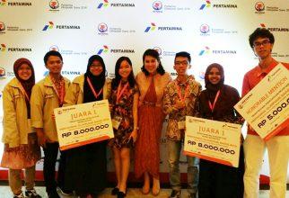 Mahasiswa FMIPA UI Kembali Raih Gelar Juara di ajang Pertamina Olimpiade Sains 2016