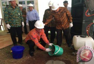 Groundbreaking Pembangunan Laboratorium Multidisiplin FMIPA UI – PT. Pertamina