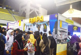 UI Open Days 2017 : Lebih dari 2.500 Orang Kunjungi Stand FMIPA UI
