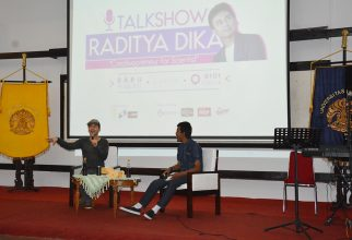 """Talkshow Creativepreneur for Scientist, Raditya Dika : """"Saat ini kita berada di era menciptakan value"""""""