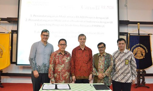 FMIPA UI Buka Program Studi S1 Ilmu Aktuaria