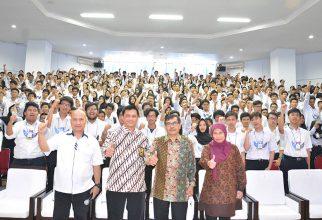 FMIPA UI Sambut Mahasiswa Baru Tahun 2017