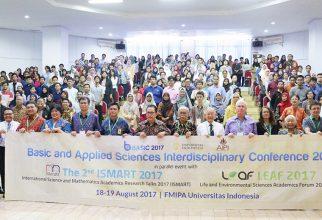 Tingkatkan Kualitas dan Kuantitas Riset, FMIPA UI Gelar Pertemuan Ilmiah Internasional