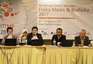 FMIPA UI Gelar Pertemuan Ilmiah Fisika Medis & Biofisika 2017