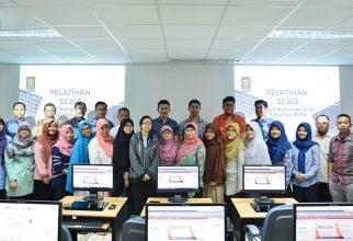 Pelatihan SCeLE untuk Mahasiswa Pascasarjana FMIPA UI