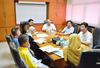 FMIPA UI Jalin Kerjasama dengan Hanyang University