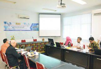 Prodi S1 Geofisika FMIPA UI Jalani Visitasi Akreditasi Pertama