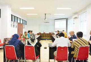Pagi Ini, Tim Asesor BAN PT Visitasi Prodi S2 Ilmu Kelautan