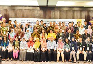 Ratusan Peneliti Adu Pemaparan di ISCPFM 2017