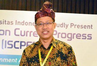Dr. Djoko Triyono terpilih sebagai Wakil Dekan Bidang I FMIPA UI