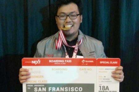 Mahasiswa FMIPA UI Juara 1 Kompetisi Pemuda Telkomsel