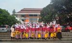 Kunjungan SMA Karisma Bangsa