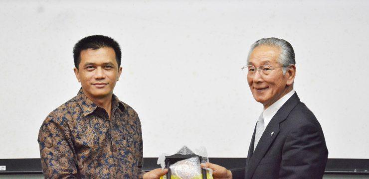 Kunjungan Kerjasama FMIPA & Hazaka corp Jepang