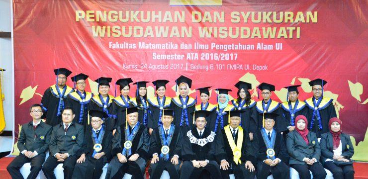 WISUDA ATA 2016-2017