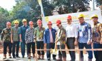 Ground Breaking Pembangunan Kantin, Musholla dan Pusgiwa