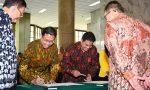 Pelantikan Wakil Dekan FMIPA UI Periode 2018-2022