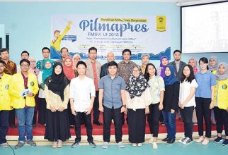 PILMAPRES FMIPA UI 2018 Dimulai Hari Ini
