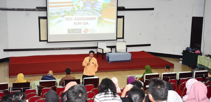 Socialization of Preparation of AUN-QA Assessment, Dean of FMIPA UI: FMIPA UI Must Be Recognized, Regionally, Internationally