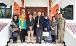Kunjungan dari Toyama Prefectural University Japan
