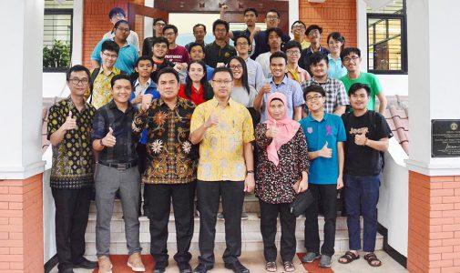 Mahasiswa FMIPA UI Siap Berkompetisi di Ajang ON MIPA-PT 2018
