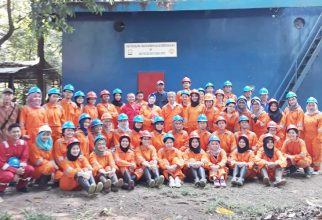Pelatihan Basic Safety Training di lingkungan UI