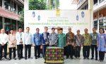 Halal bi Halal dan Peresmian Kantin, Pusgiwa & Musholla FMIPA UI