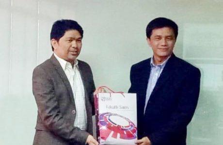 FMIPA UI Bahas Kerjasama dengan Fakulti Sains UPM